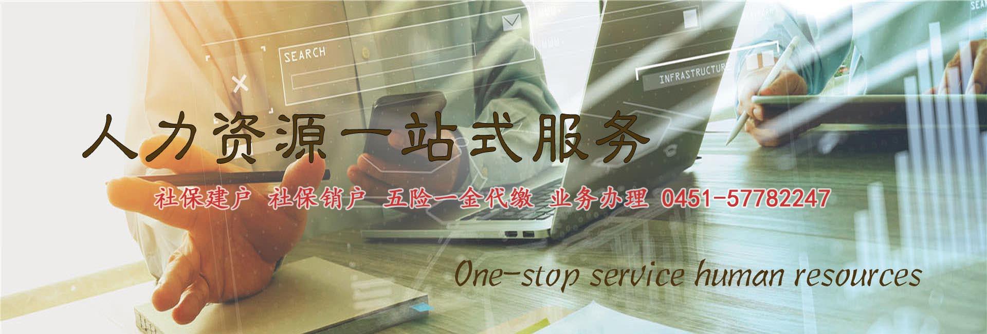 哈尔滨众德人力资源提供一站式人力资源服务